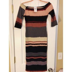 NWT Fashion Nova Sweater Dress